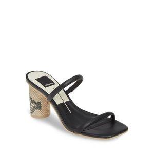 NIB Dolce Vita Noles Heeled Sandal Size 6.5